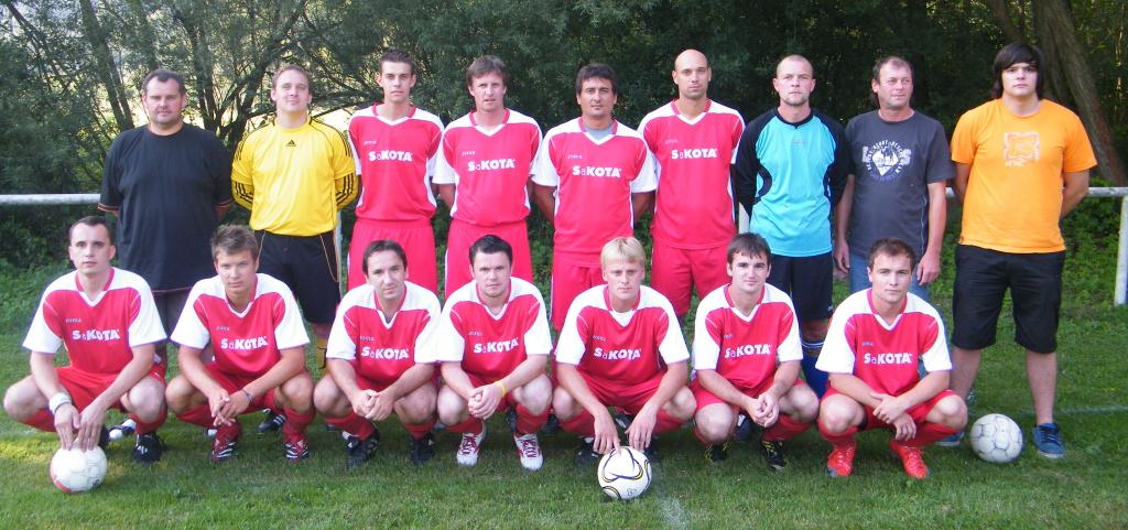 A tým 2010 - 2011