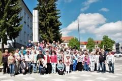 18. 5. 2019 -  17. Chodníček - přechod Bílých Karpat