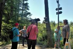 28.7.2020 - turistická vycházka na poutní místo Provodov - kostel  Panny Marie  Sněžné