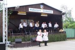 Maňasovy Sehradice 2009