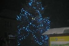 Rozsvěcování vánočního stromku 2007
