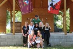 Sbor dobrovolných hasičů - Sranda team - nové družstvo žen