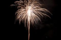 Silvestrovský ohňostroj 2009