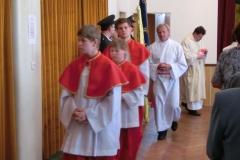 Slavnostní mše sv. - 18. 5. 2013