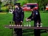 Soutěž hasičů 14. okrsku v požárním sportu - 9. května 2015