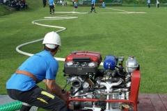 Soutěž hasičů 24.5.2008