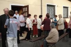 Svěceni kaple v Sehradicích