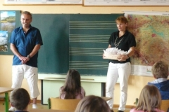 Začátek školního roku 2011