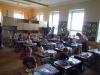 Začátek školního roku 2011 ve Slopném