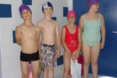 ZŠ - Plavání 2009