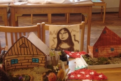 ZŠ/MŠ - Výstava výtvarných prací 2006