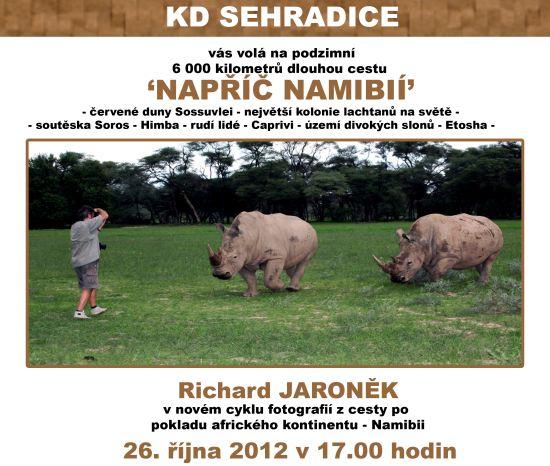 Napříč Namibií - 26.10.2012