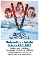 Kino Sehradice - 25.7.2020