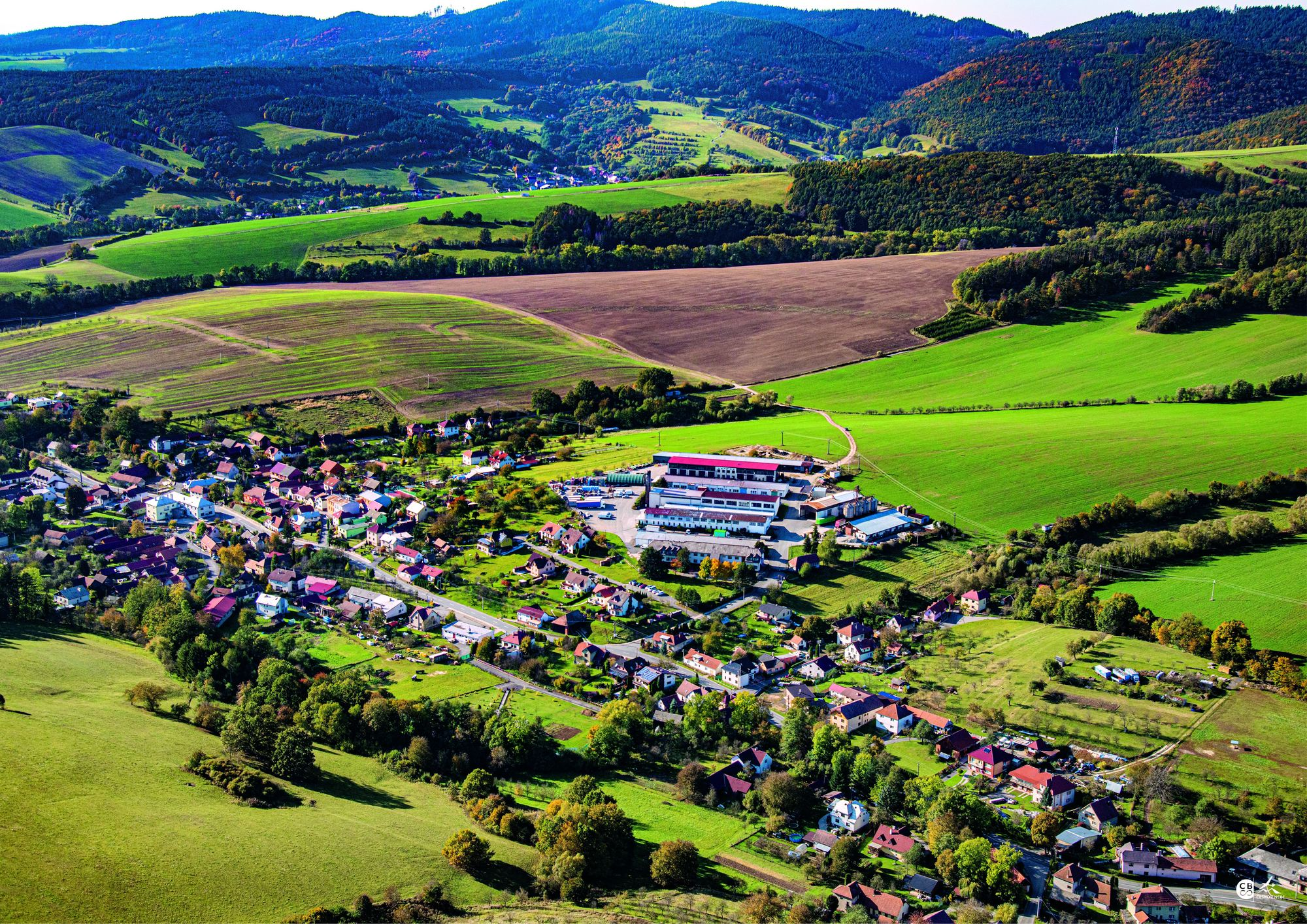 Obec Sehradice